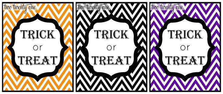 Halloween Printables {Halloween Prints} - Two Twenty One