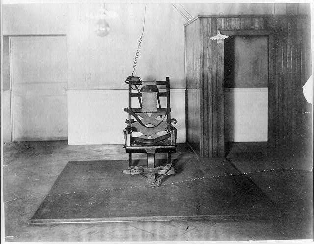 """""""Great God, he is alive!"""" The first man executed by electric chair died slower than Thomas Edison expected."""