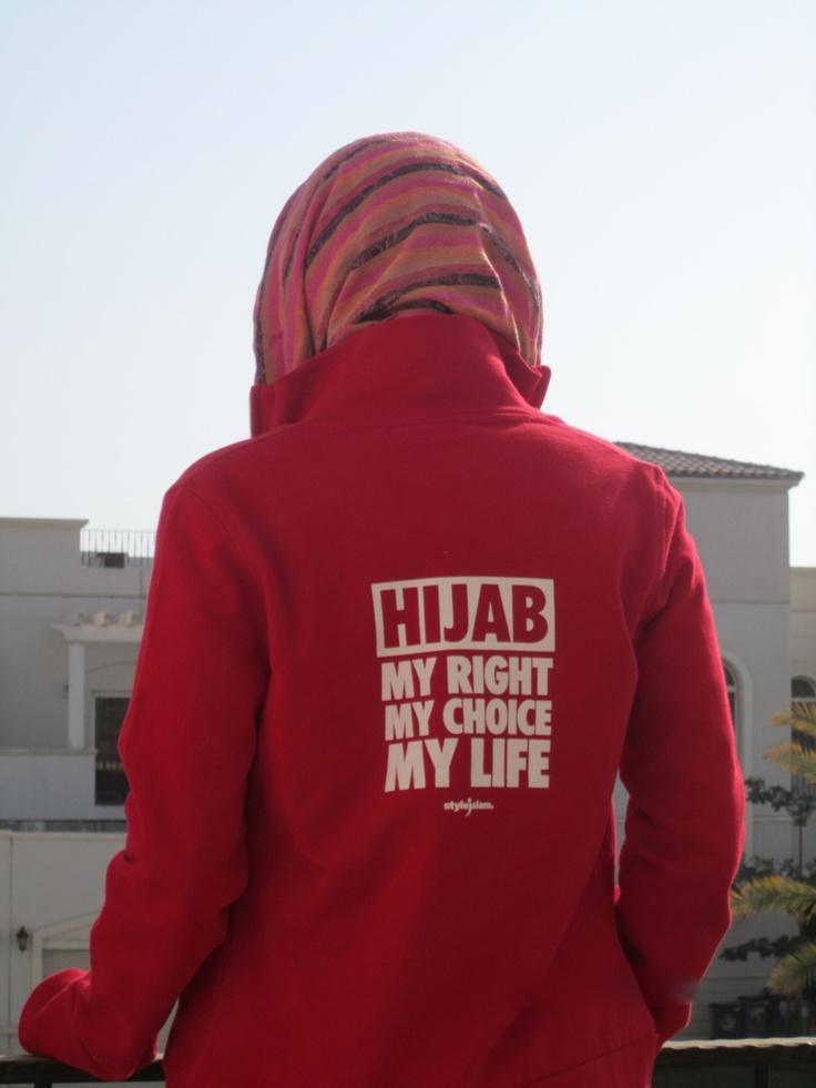 My right, my choice, my life....