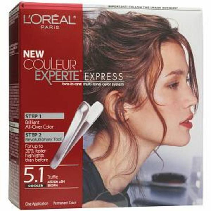 Best At Home Highlighting Kit For Brown Hair Hairstyle