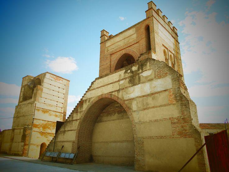 Puerta de Peñaranda.