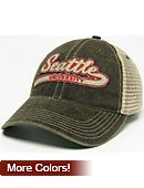 Seattle University Hats, Fitted and Knit Hats, Snapbacks, Beanies and Visors