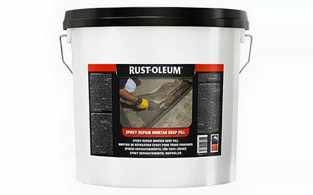 Rustoleum Anglo Epoxy Repair Mortar from Promain