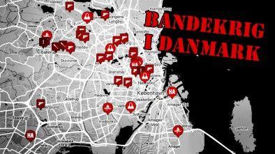 Bandekrigen skud for skud _ opdateret kort