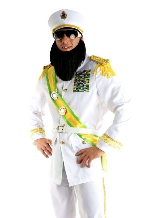 Dictator Costume Accessory Adult Halloween