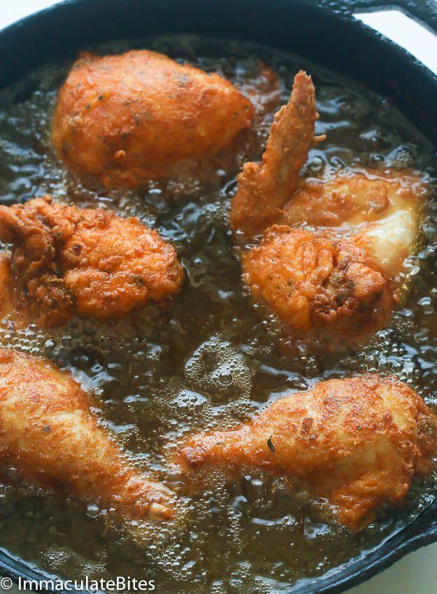 Jamaican fried chciken