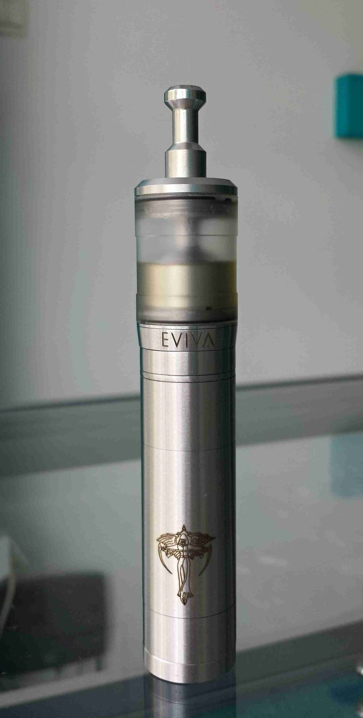 Eviva AFC 23 to 22mm and clear tube