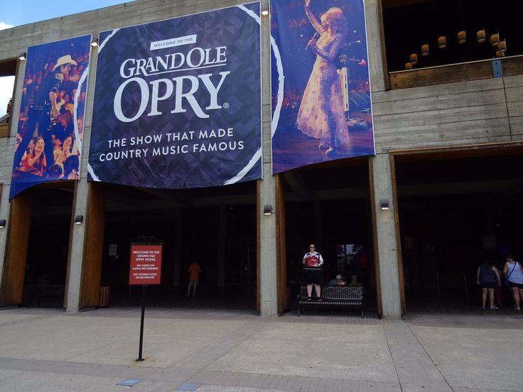 Grand Ole Opry, Nashville USA. Photo: H. Martell. May 2015.