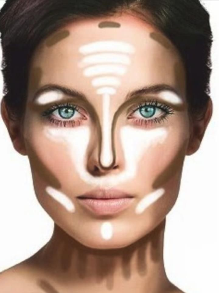 17 Best Images About Contouring And Highlighting On