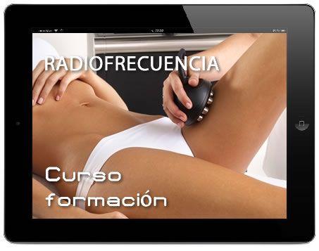 Curso radiofrecuencia estética