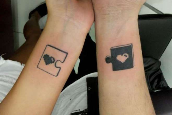 15 beautiful Tattoos for Couples