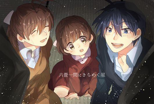 Anime/Visual Novel: Clannad