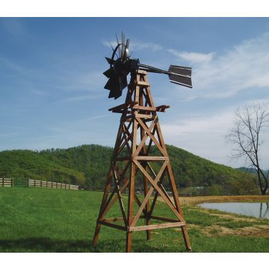 Outdoor Water Solutions Pond Aeration Windmill at Cabela's