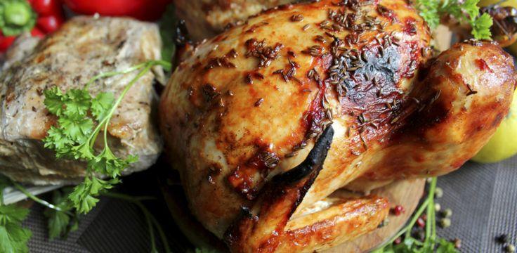 Nadzienie do kurczaka po polsku