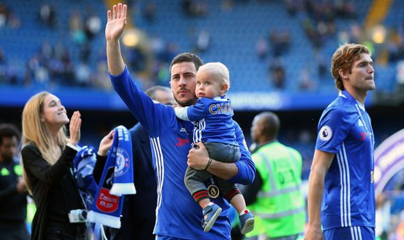 Eden Hazard to Real Madrid: Chelsea star steps up injury recovery to ensure exit - report - http://buzznews.co.uk/eden-hazard-to-real-madrid-chelsea-star-steps-up-injury-recovery-to-ensure-exit-report -