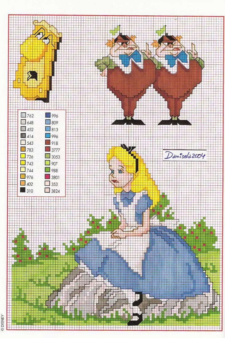 Find This Pin And More On Charts And Graphs To Crochet
