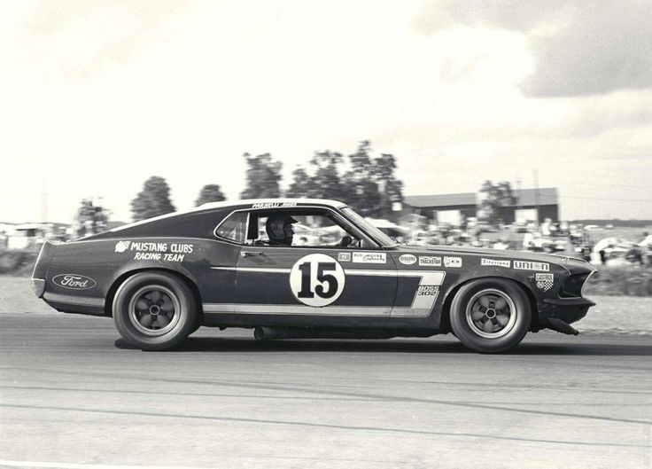 Ford Mustang Parts & Accessories Cal