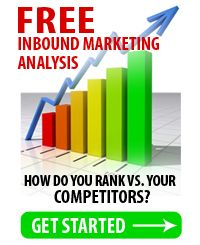 Free Inbound Marketing Analysis - Ready to take your marketing to the next level? We're ready to collaborate with you and answer any inbound marketing questions or concerns you may have.