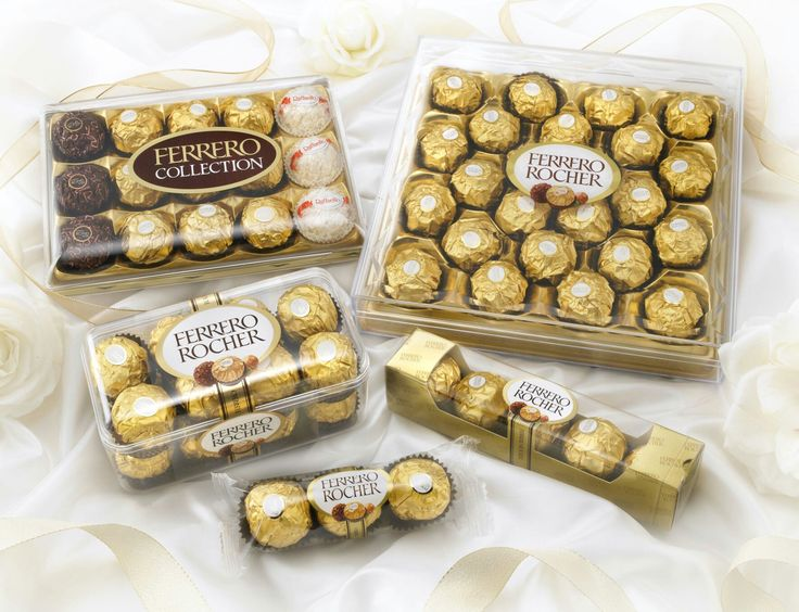 Ferrero Rocher Chocolate, Italy Michele Ferrero (pictured) created some of the world's most famous chocolate treats, including Nutella, Kinder and Ferrero Rocher