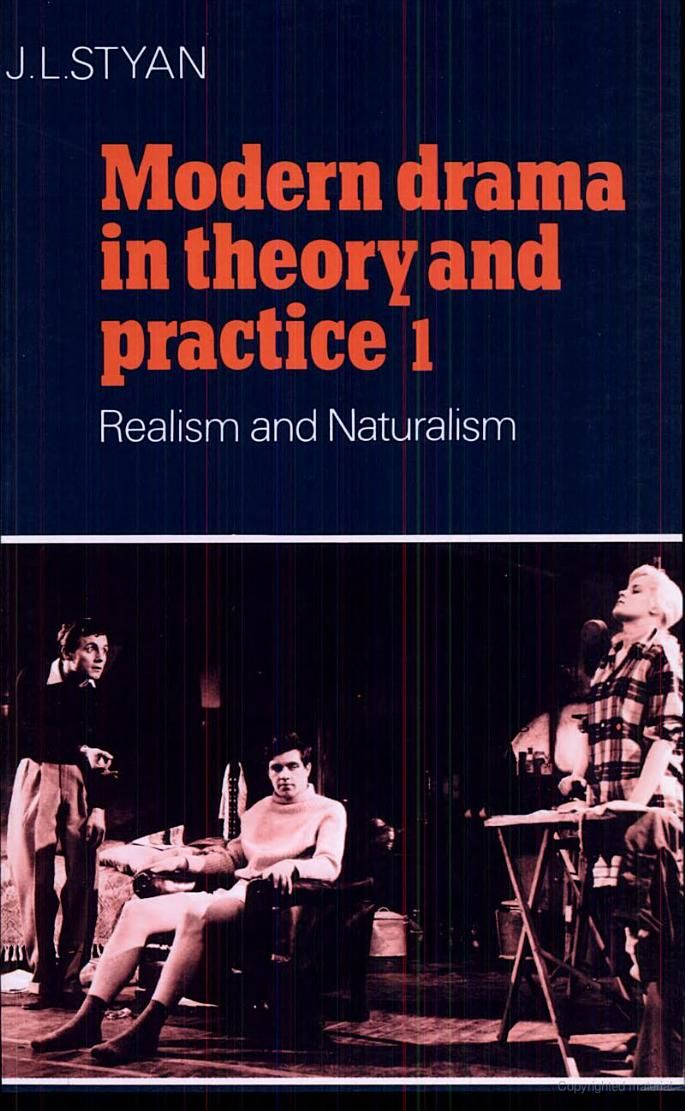 an analysis of realism and theatre Irish drama analysis: realism and imagination  realism in the arts or in theater involves the depiction of the characters and plot of the story as they appear in .