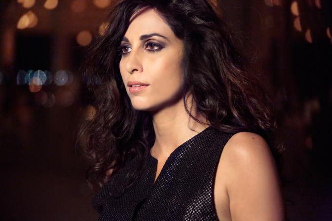 Yasmine Hamdan- beautiful