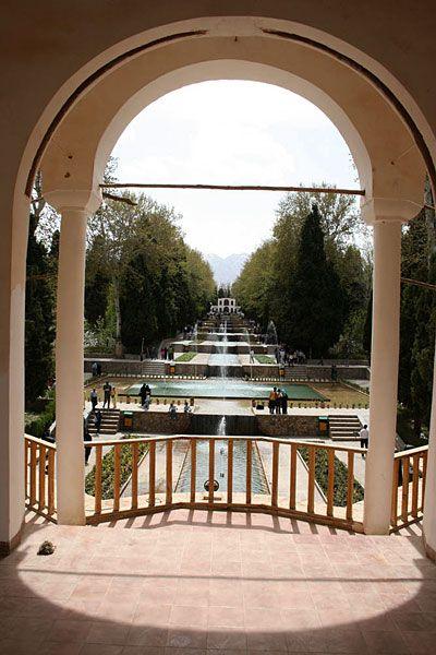 Shazdeh Garden meaning Prince's Garden is a historical Persian garden located near Mahan in Kerman province, IRAN