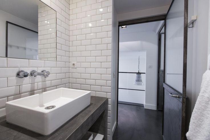 1000 ideas about salle de bain carrelage on pinterest carrelage autocollant subway tiles and. Black Bedroom Furniture Sets. Home Design Ideas