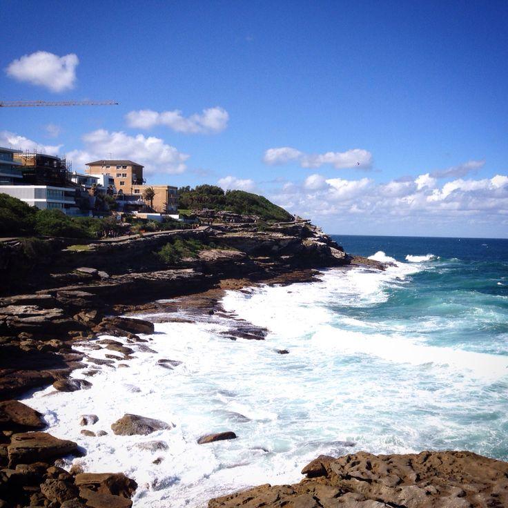 Coastal walk Coogee - Bondi