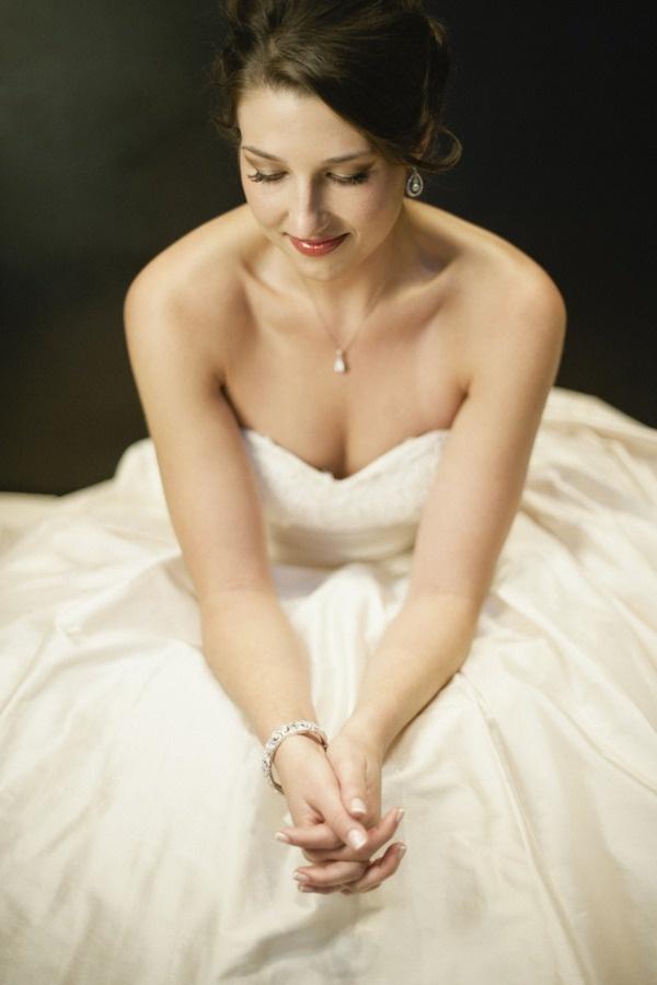 The Ritz-Carlton Atlanta Wedding by Harwell Photography | Style Me Pretty