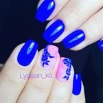 "215 Likes, 3 Comments - [80К] Маникюр. Ногти. Идеи 💅 (@_nailsmanicure) on Instagram: ""#маникюр #ногти #дизайнногтей #manicure #nailart #nails"""