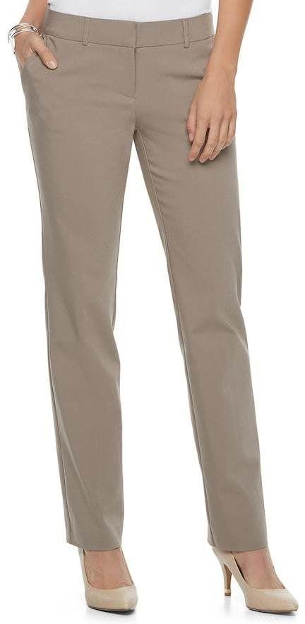 503b4e8a257ca Apt. 9 Women s Apt. 9® Torie Modern Fit Straight-Leg Dress Pants   womensfashion  newarrivals  women  clothing