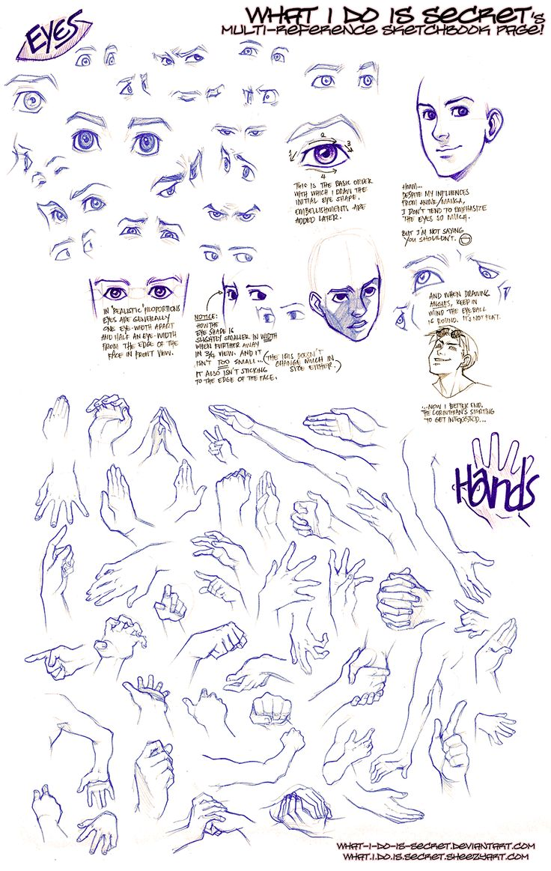Multireference by *what-i-do-is-secret on deviantARTAnimal Tutorials, Drawing Tutorials, رسم اليد, Art Drawing, Anatomy, Art Inspiration, تعلم رسم, Drawing Stuff, Art Tutorials