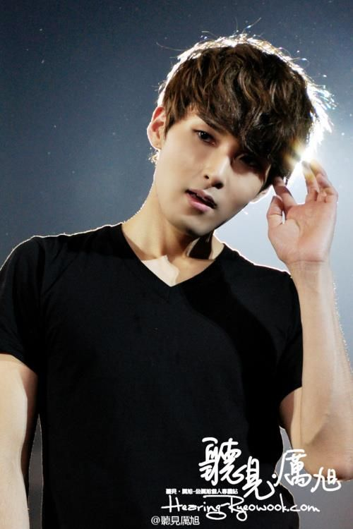 Ryeowook Super Junior  Come visit kpopcity.net for the largest discount fashion store in the world!!