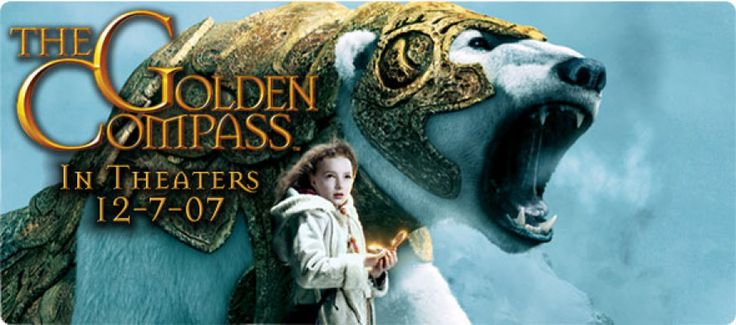 The Golden Compass (2007)  Nicole Kidman, Daniel Craig, Dakota Blue Richards, Ben Walker, Freddie Highmore, Ian McKellen, Eva Green, Jim Carter, Tom Courtenay, Ian McShane, Sam Elliott, Christopher Lee, Kristin Scott Thomas, Edward de Souza and Kathy Bates - 113 Min.   It was no ordinary life for a young girl: living among scholars in the hallowed halls of Jordan College and tearing unsupervised through Oxford's motley streets on mad quests for adventure.