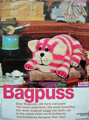 30 best images about Bagpuss on Pinterest
