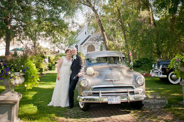 doctors house wedding photographer with vintage cars
