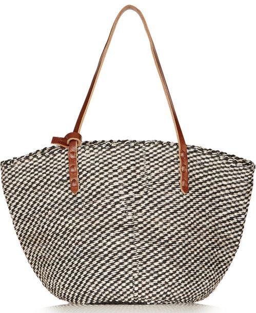 10 sacs de plage pour l'été 2015 Clare V panier