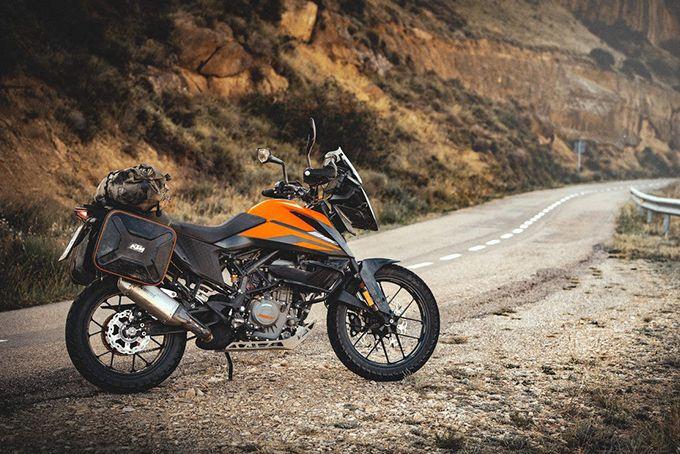 2020 Ktm 390 Adventure Hiconsumption Ktm Adventure Bike Bike