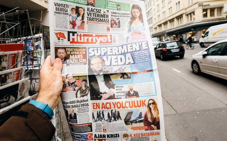 Τουρκία: Σε φιλοκυβερνητικά χέρια ο μιντιακός όμιλος Dogan
