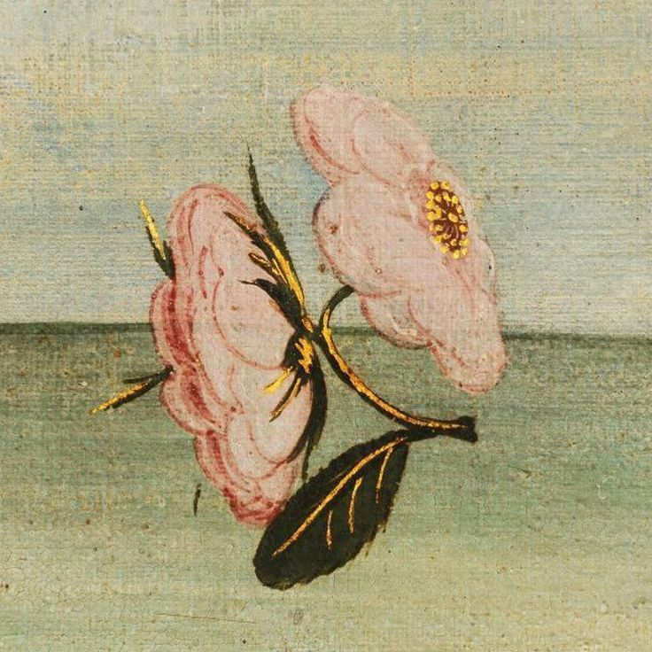 """ sandro botticelli, the birth of venus (details) "" c 1497"