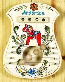 Scandinavian Door Harp