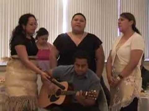 ▶ Teu Hiki A Hoku Le'o - Tongan Island Blessed Trio - YouTube