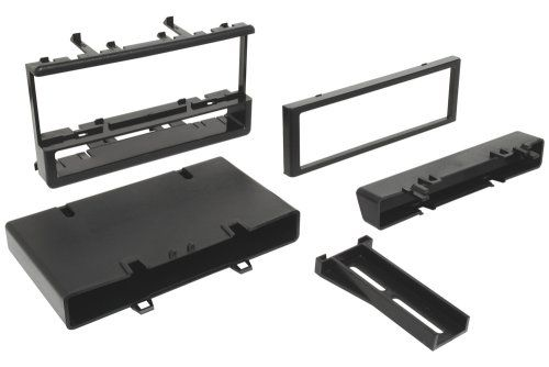 Scosche FD1327B Single DIN Installation Dash Kit for Select 1995-Up Ford/Lincoln/Mercury Vehicles. For product info go to:  https://www.caraccessoriesonlinemarket.com/scosche-fd1327b-single-din-installation-dash-kit-for-select-1995-up-ford-lincoln-mercury-vehicles/