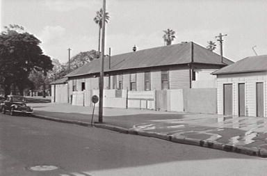 R.S.L. Club, Redfern Oval. Demolition