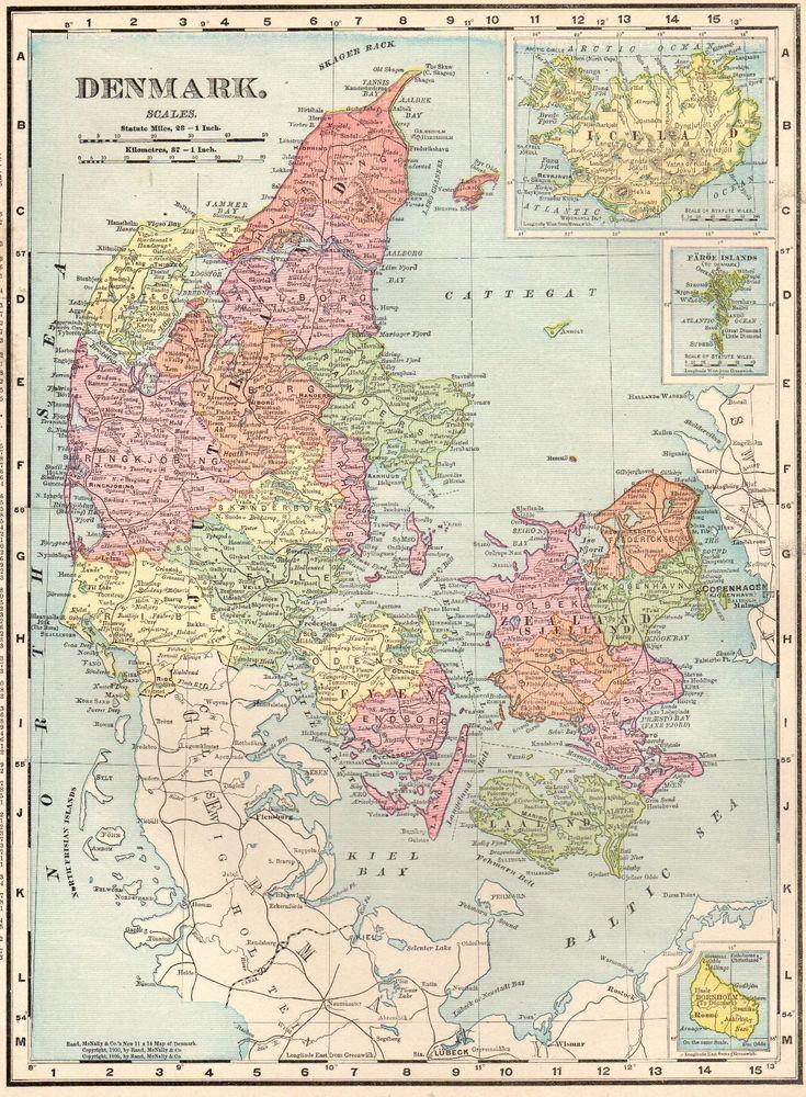 Best Map Of Denmark Ideas On Pinterest Denmark Map Denmark - Denmark map quiz