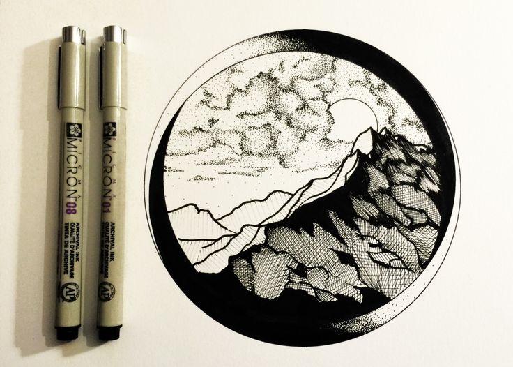 Daily Drawings by Derek Myers: November 25, 2015 (Day 575) [Instagram] | [Tumblr]...