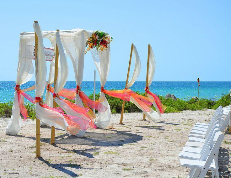 Gorgeous Beach Wedding On Anna Maria Island Near Sarasota Florida