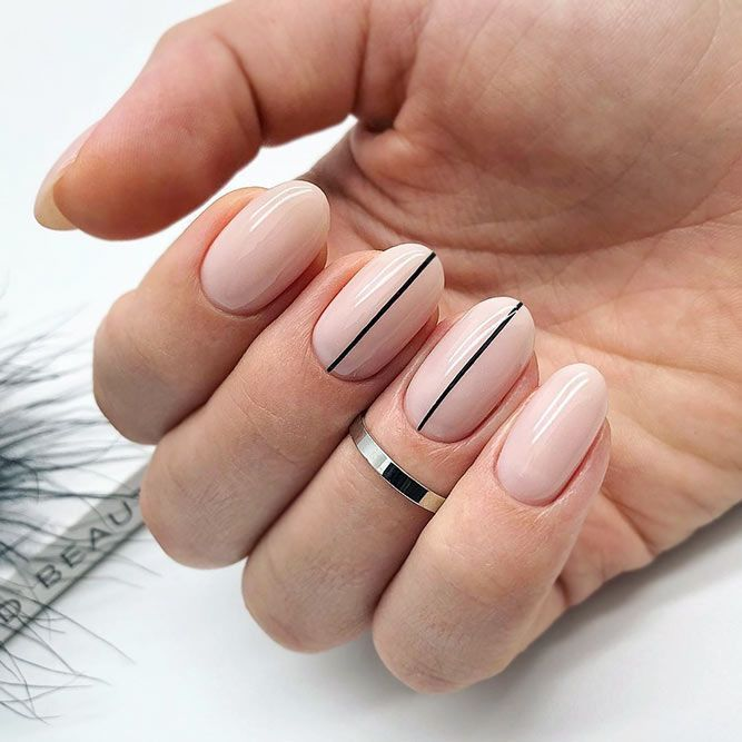 Rock The Round Nails: comfortabele vorm en coolste ontwerpen