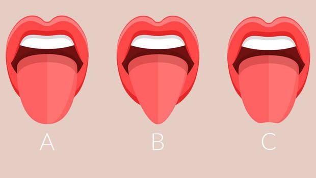 Che forma ha la punta della tua lingua? E la sua? Ecco quali segreti rivela di entrambi