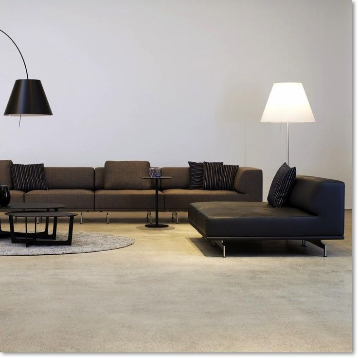 EJ450 Delphi sofaarrangement, Hannes Wettstein
